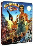 Big Trouble In Little China Steelbook [Blu-ray]