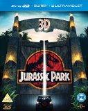 Jurassic Park [Blu-ray 3D + Blu-ray + UV Copy] [Region Free]