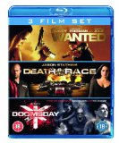 Wanted/Death Race/Doomsday [Blu-ray]