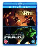 Wanted/The Incredible Hulk [Blu-ray]