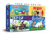 British Kids Classics: Mr Benn/King Rollo/Towser/Victor And Maria [DVD]