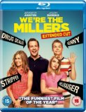 We're The Millers [Blu-ray] [2013] [Region Free] Blu Ray