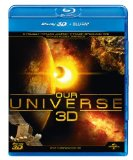 Our Universe [Blu-ray 3D + Blu-ray] [2013] [Region Free]