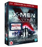 X-Men And The Wolverine Adamantium Collection [Blu-ray]