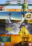 Breaking Bad - Season 1-4 Complete [DVD]