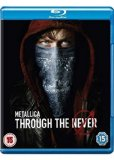 Metallica Through The Never [Blu-ray] Blu Ray