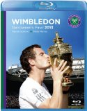 Wimbledon: Official 2013 Gentlemen's Final - Novak Djokovic vs Andy Murray: The Complete Final [Blu-ray]