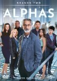 Alphas - Season 2 [DVD] [2012]