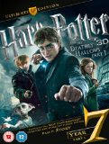 Harry Potter And The Deathly Hallows: Part 1 - Ultimate Edition [Blu-ray 3D + Blu-ray + DVD + UV Copy] [Region Free]