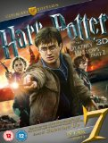 Harry Potter And The Deathly Hallows: Part 2 - Ultimate Edition [Blu-ray 3D + Blu-ray + DVD + UV Copy] [Region Free]
