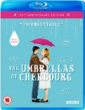 Umbrellas Of Cherbourg (50th Anniversary Edition) [Blu-ray] [1964]