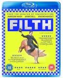 Filth [Blu-ray] [2013]