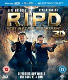 R.I.P.D.: Rest in Peace Department [Blu-ray 3D + Blu-ray + UV Copy]