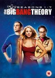 The Big Bang Theory - Season 1-7 [DVD]