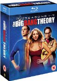 The Big Bang Theory - Season 1-7 [Blu-ray] [Region Free]