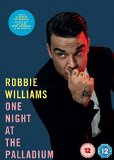 Robbie Williams - One Night at the Palladium DVD