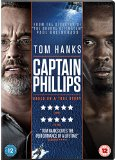 Captain Phillips (DVD + UV Copy) [2013]