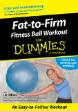 Fat-to-Firm Fitness Ball Workout For Dummies [DVD]