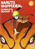 Naruto - Shippuden: Complete Series 4 [DVD]