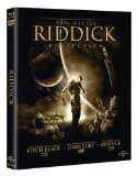 Pitch Black/Chronicles Of Riddick/Dark Fury - The Chronicles... [DVD]