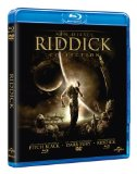 Pitch Black/Chronicles Of Riddick/Dark Fury - The Chronicles... [Blu-ray]