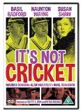 Its Not Cricket [DVD]