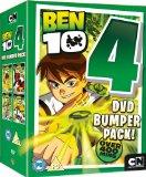 Ben 10 Vols. 1-4 [DVD] [2012]