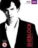 Sherlock - Series 1-3 [Blu-ray]