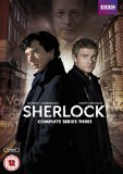 Sherlock - Complete Series 3 [DVD]