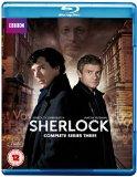 Sherlock - Complete Series 3 [Blu-ray]