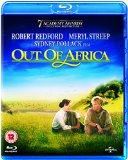 Out Of Africa [Blu-ray] [Region Free]