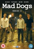 Mad Dogs: Series 4 [DVD]