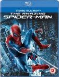 The Amazing Spider-Man [Blu-ray] [2012] [Region Free]