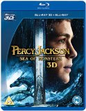 Percy Jackson: Sea of Monsters [Blu-ray 3D + Blu-ray]