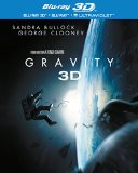 Gravity [Blu-ray 3D + Blu-ray + UV Copy] [2013] [Region Free]