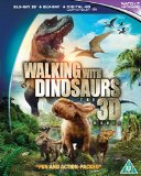 Walking with Dinosaurs [Blu-ray 3D + Blu-ray + UV Copy]
