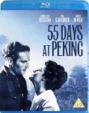 55 Days At Peking [Blu-ray]