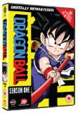 Dragon Ball Season 1 (Episodes 1-28) (Region 2) [DVD]