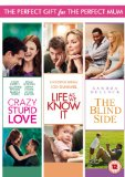 Mother's Day Box Set (Crazy Stupid Love / The Blind Side / Life as We Know it) [DVD]