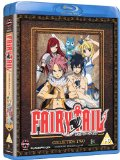 Fairy Tail: Collection 2 [Blu-ray]