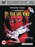 Eyes Without a Face (DVD + Blu-ray)