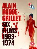 Alain Robbe-Grillet: Six Films 1964-1974 (Blu-ray Box Set)