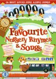 Favourite Nursery Rhymes and Chrildrens Songs [DVD]
