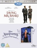 Saving Mr Banks & Mary Poppins [Blu-ray] [Region Free]