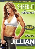 Jillian Michaels: Shred It With Weights DVD