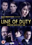 Line of Duty Complete Series One & Two [DVD]
