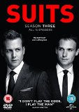 Suits - Season 3 [DVD]