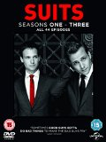 Suits - Season 1-3 Box Set [DVD] [2013]