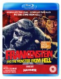 Frankenstein And The Monster From Hell [DVD]