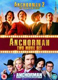 Anchorman 1-2 Box Set [Blu-ray]